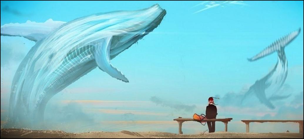 Игра «Синий кит» — что это за игра и как уберечь от нее ребенка?