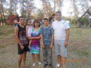 Семья Емановых