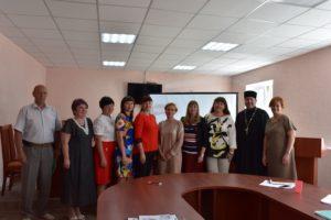 Заседание рабочей группы по демографической ситуации в Клетском муниципальном районе