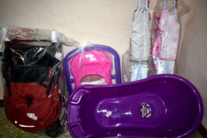 Прокат детского оборудования и мебели