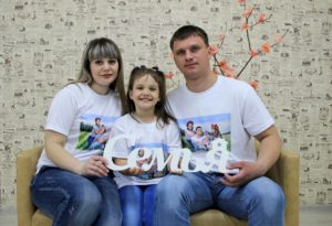 Молодая семья из ст.Клетской представит волгоградский регион на Всероссийском форуме